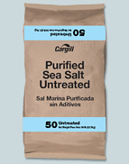 Cargill Purified Sea Salt Untreated
