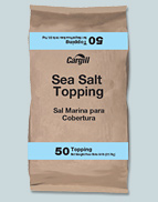 Cargill Sea Salt Topping